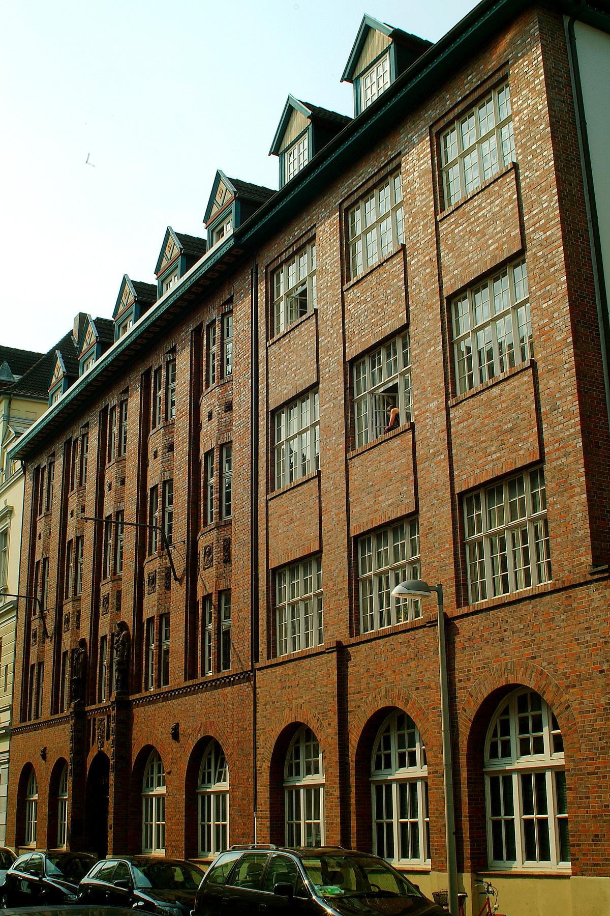 Architekt Hannover file ebhardtstraße 3a hannover lutherhaus diakonie architekt brandes