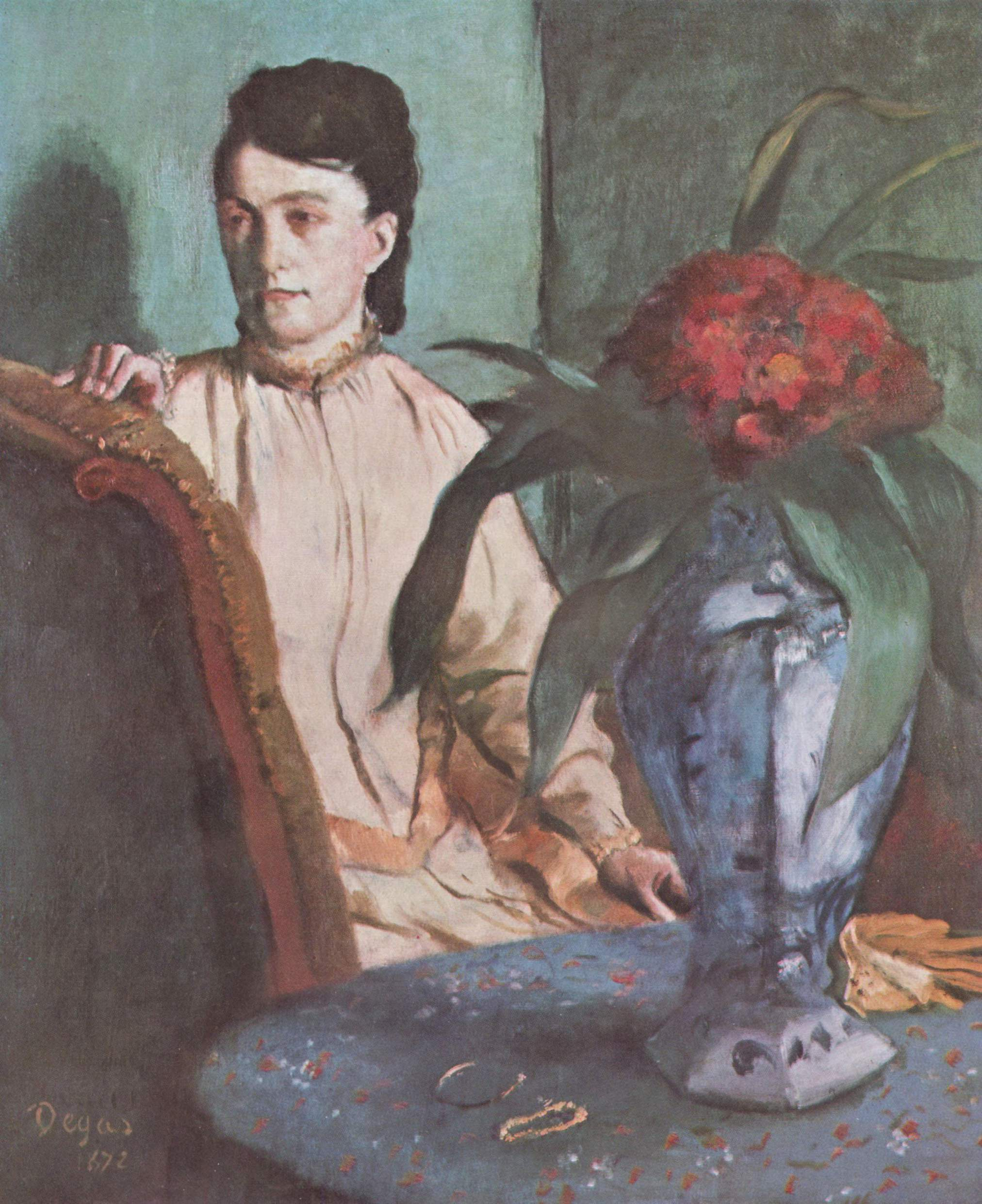 a summary of the life and works of hilaire germaine edgar de gas Edgar degas (french: born hilaire-germain-edgar de gas (19 july 1834 - 27 september 1917) was a french artist famous for his paintings, sculptures, prints, and drawings.
