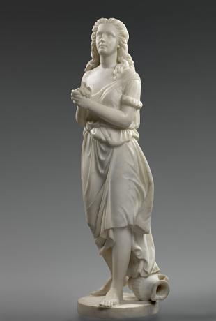 Pompeiian Girl