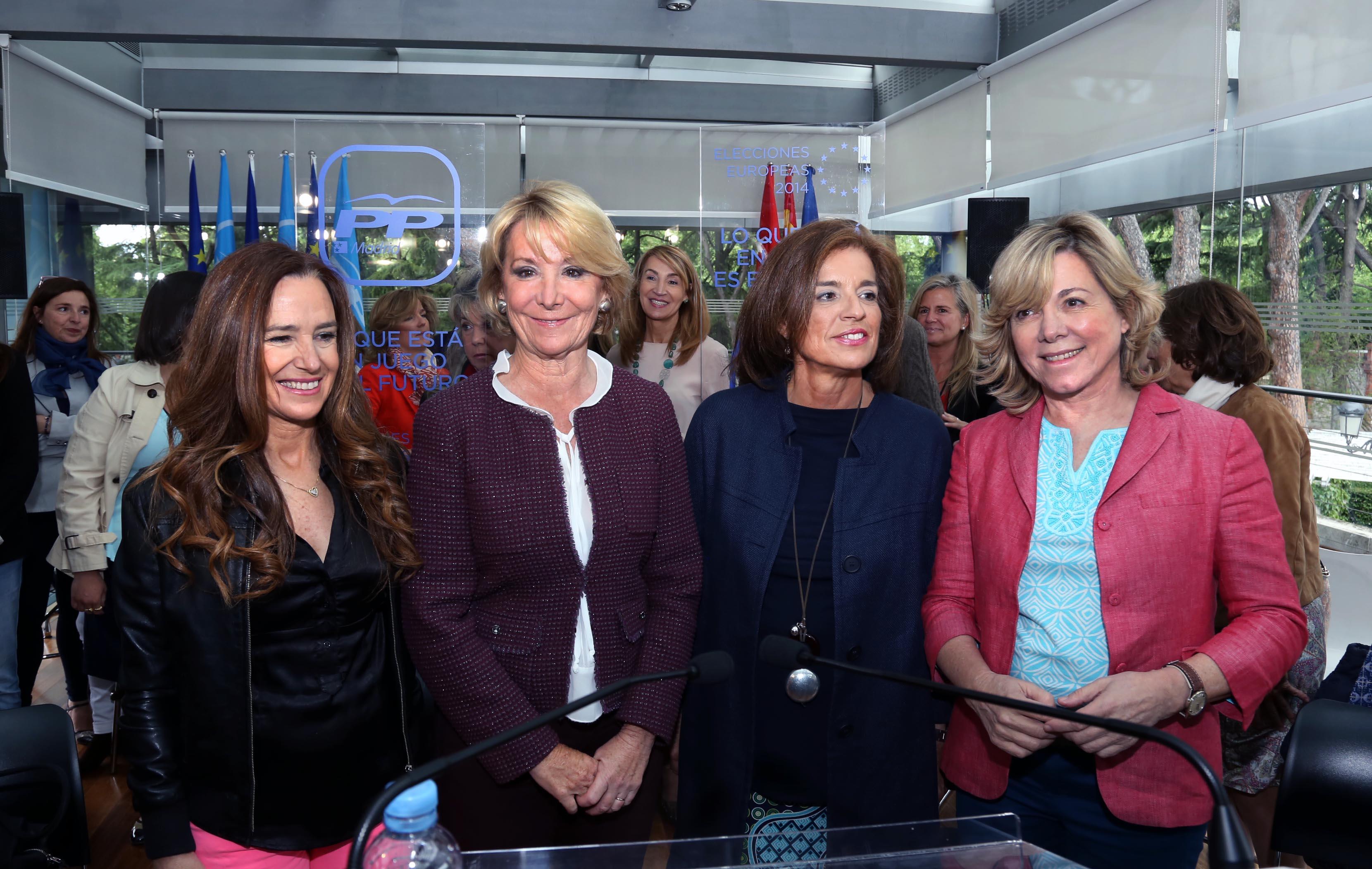 mujeres en madrid