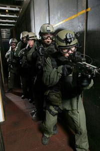 fbi swat salary