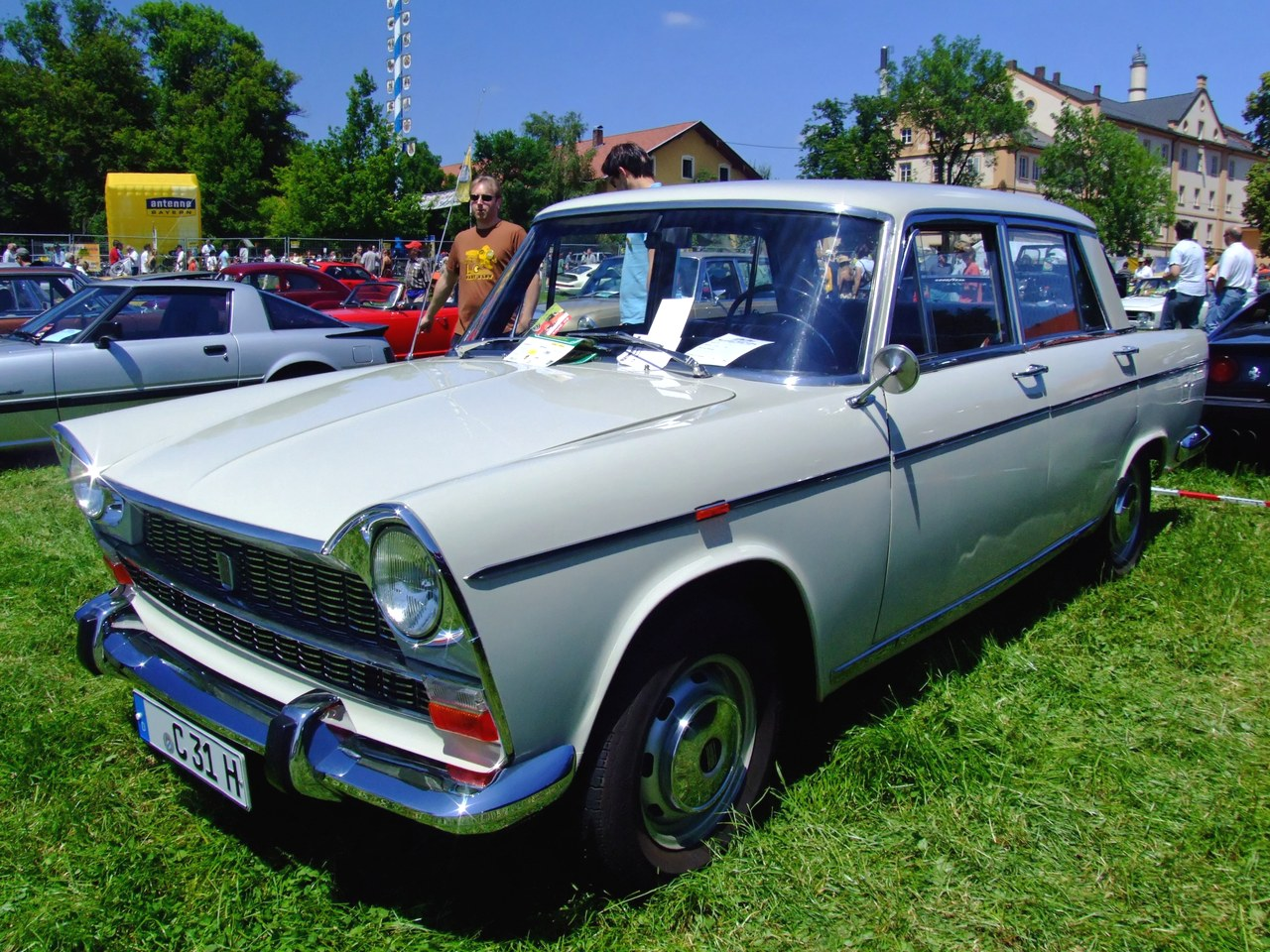 1962 Fiat 1500 Berlina Related Infomation Specifications