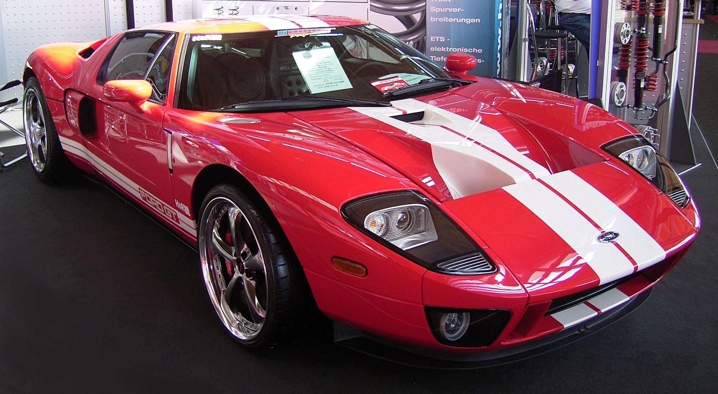 File Ford Gt Jpg Wikimedia Commons