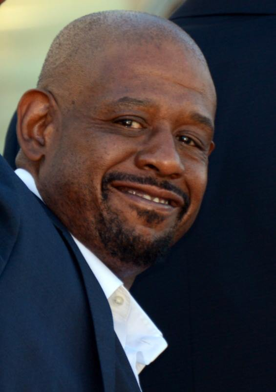 forest whitaker golden globe