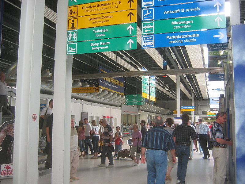 Frankfurt-hahn-terminal