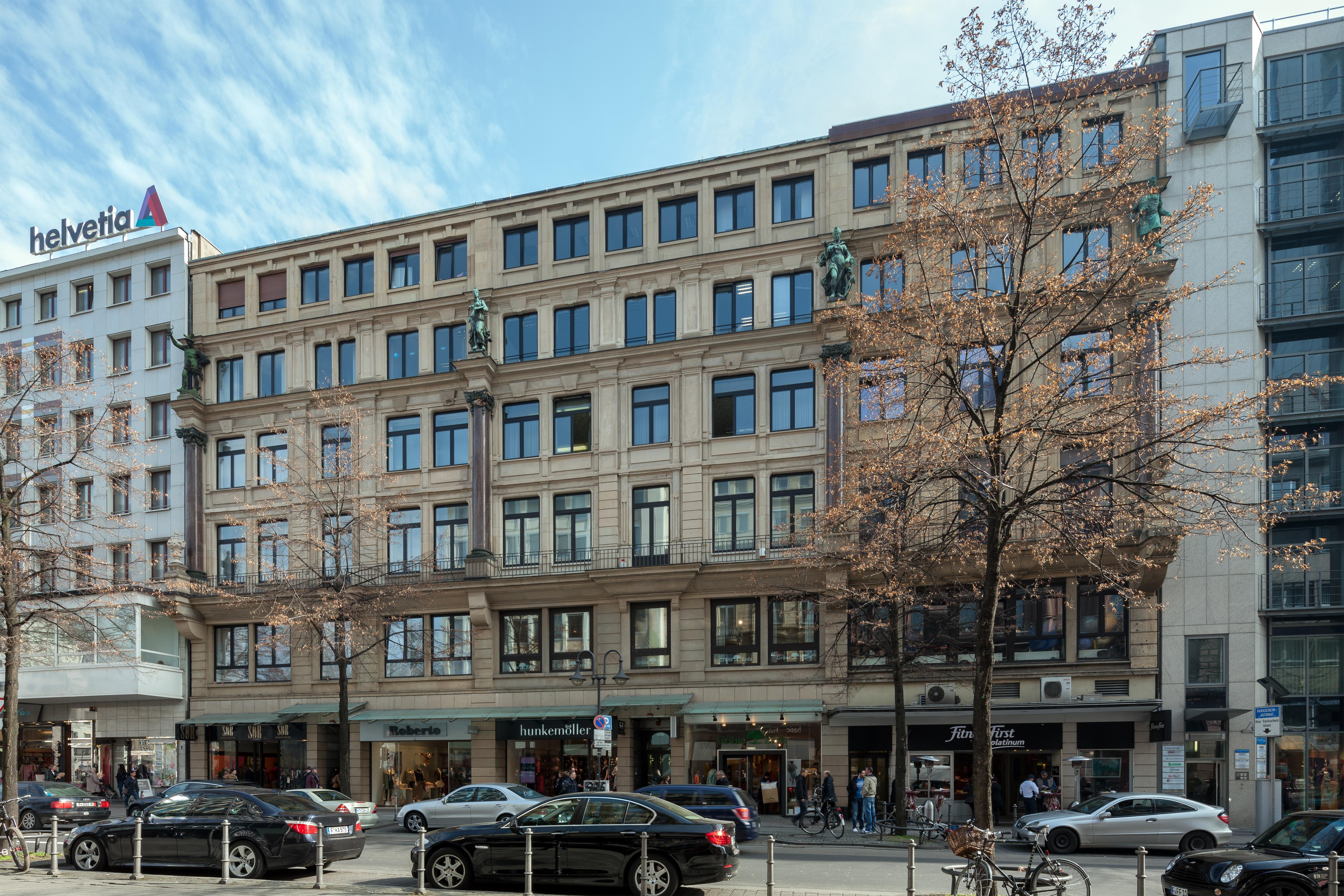 Super Qualität größter Rabatt Größe 7 File:Frankfurt Am Main-Kaiserstrasse 3-5a von Nordwesten ...