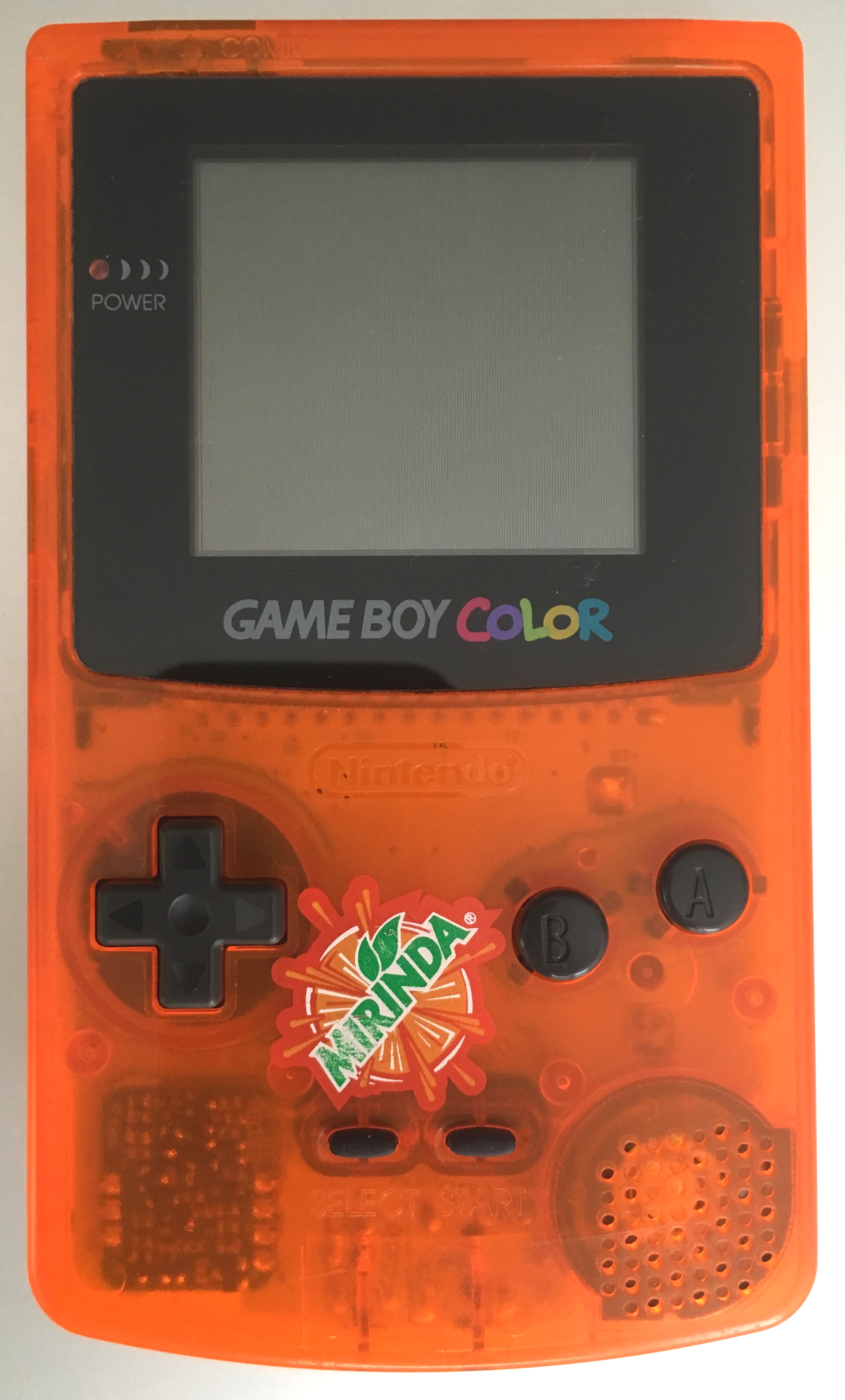 Game boy color list - Game Boy Color Mirinda