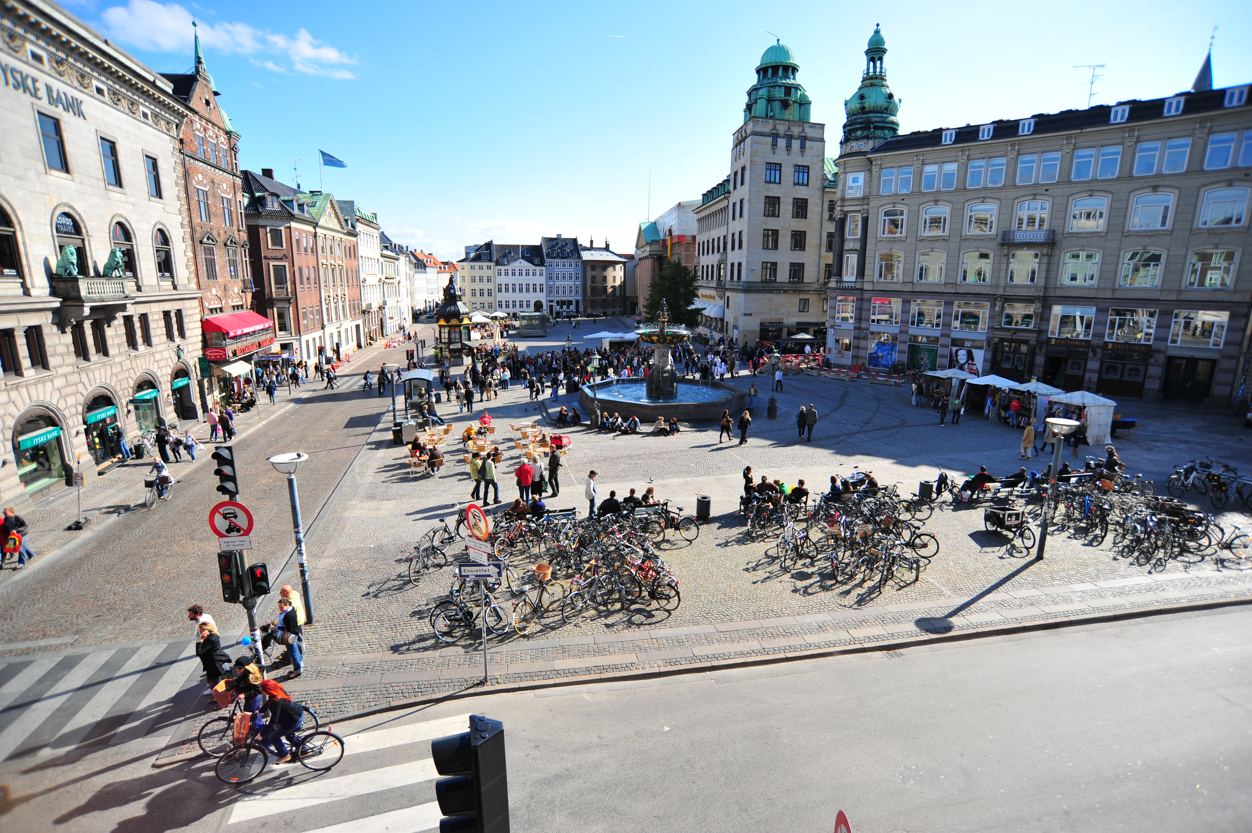 Copenhagen Denmark  City new picture : Description Gammeltorv Copenhagen Denmark