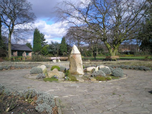 File:Garden of Tranquility - geograph.org.uk - 1005040.jpg