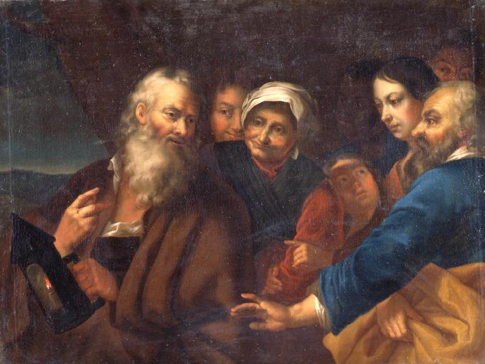 Gaspard Gresly - Diogenes