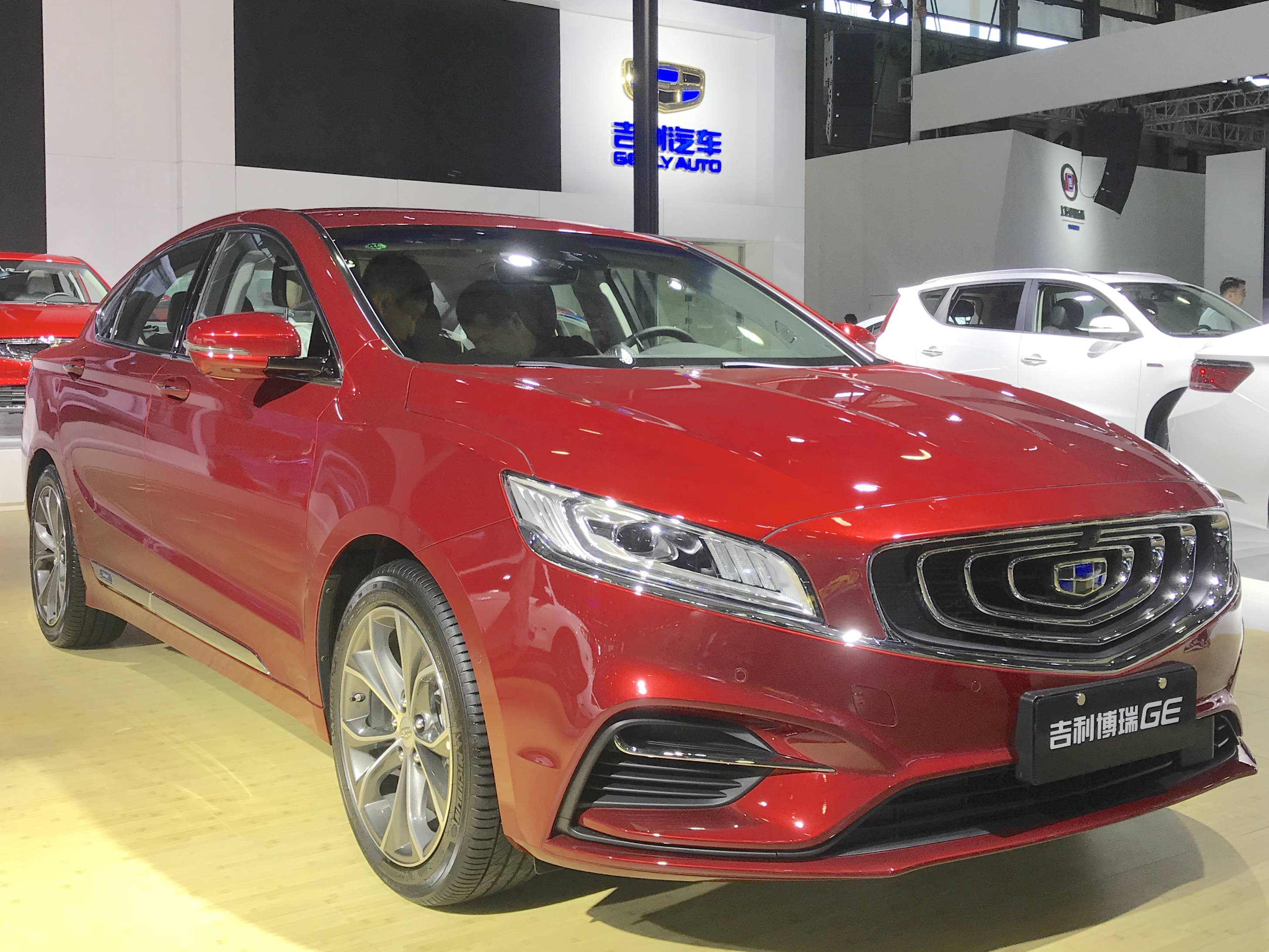 Image result for geely car