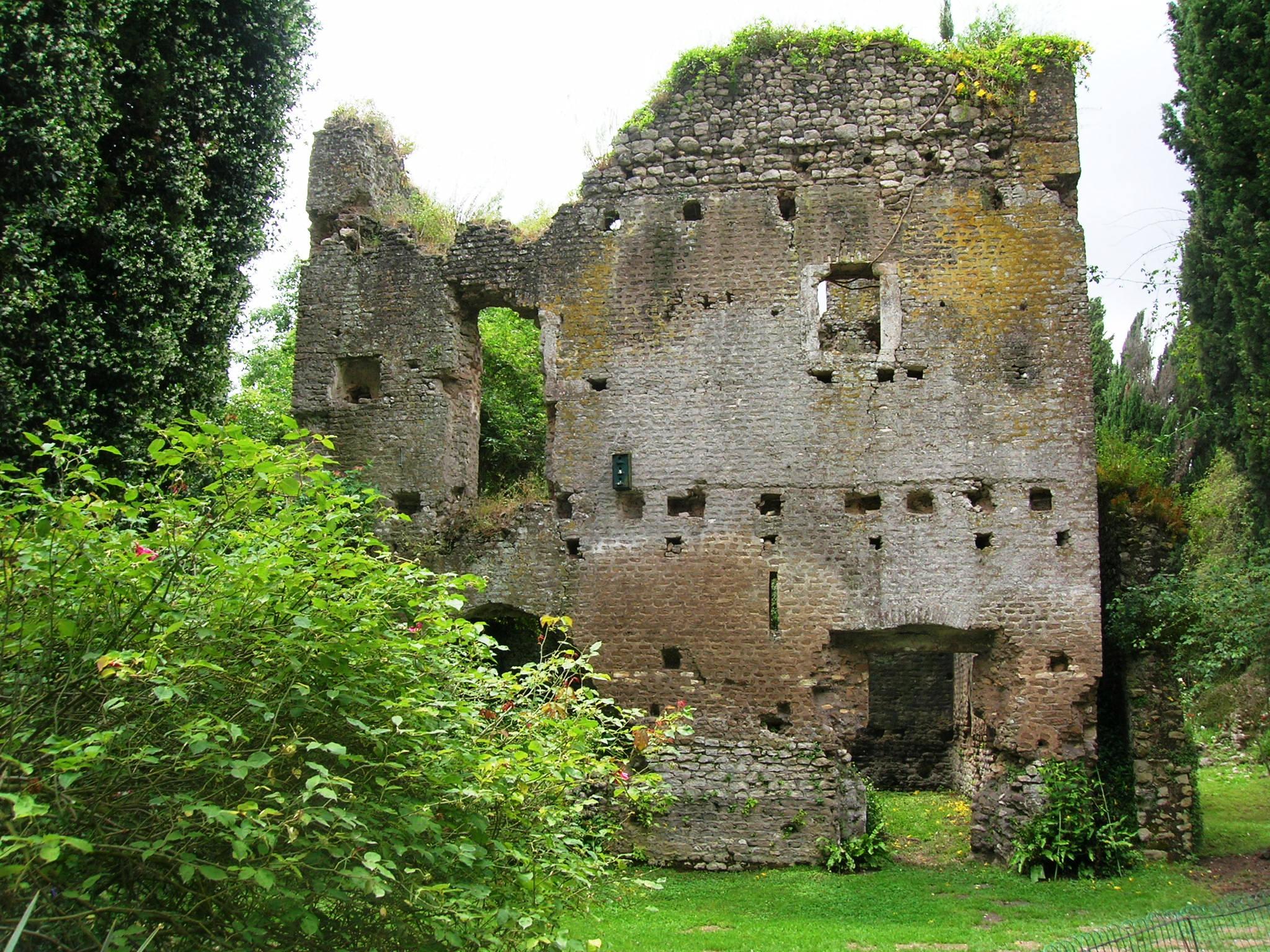 File giardino di ninfa wikimedia commons - I giardini di ninfa ...