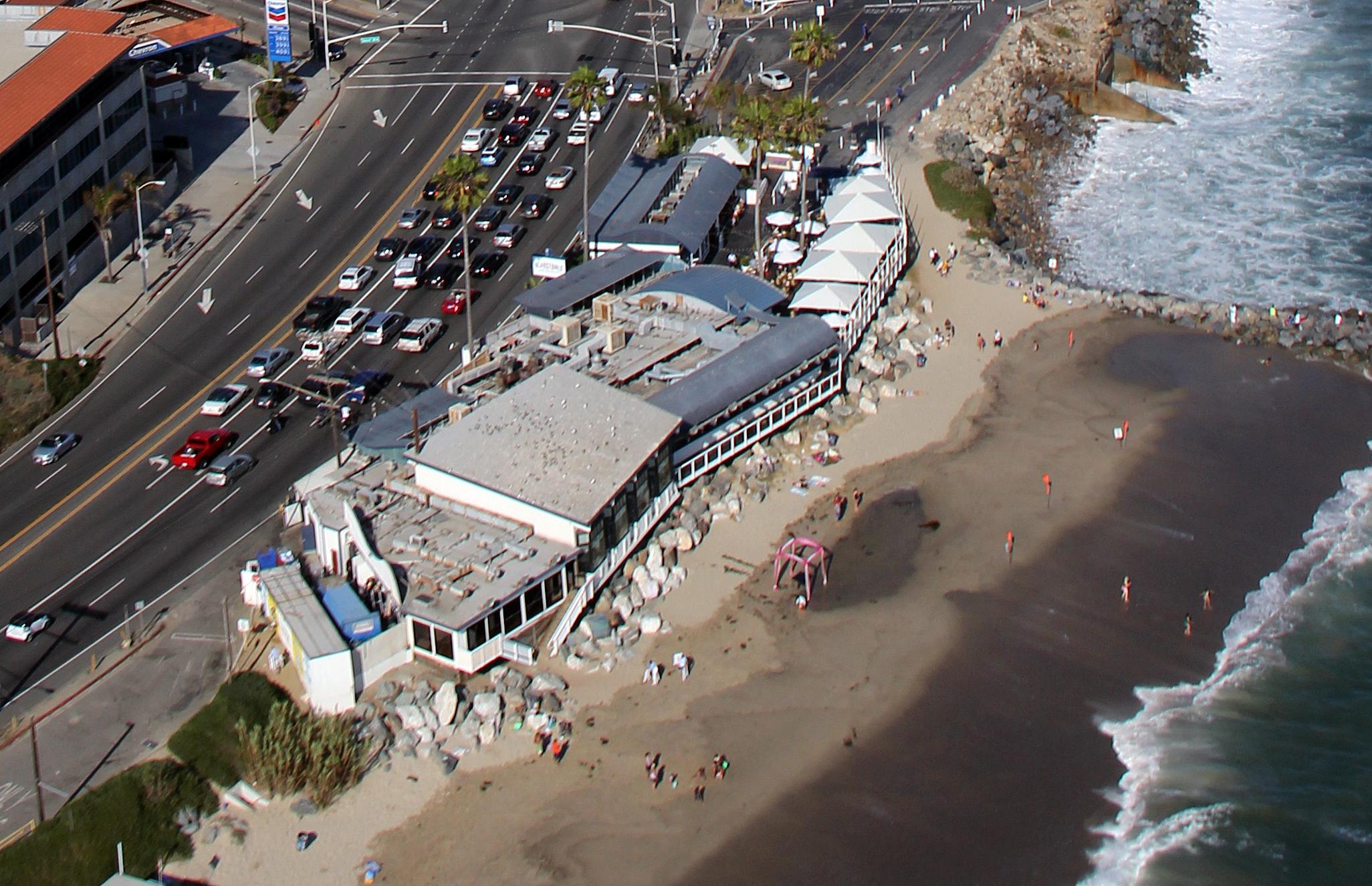 Malibu Seafood Restaurant Malibu Ca