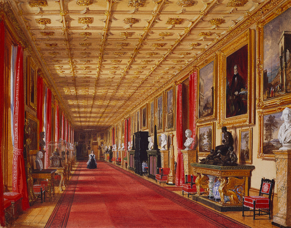 filegrand corridor windsor castle 1846jpg