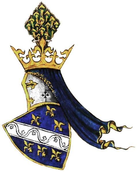 Istorijski grbovi, heraldika Grb_Kotromanica