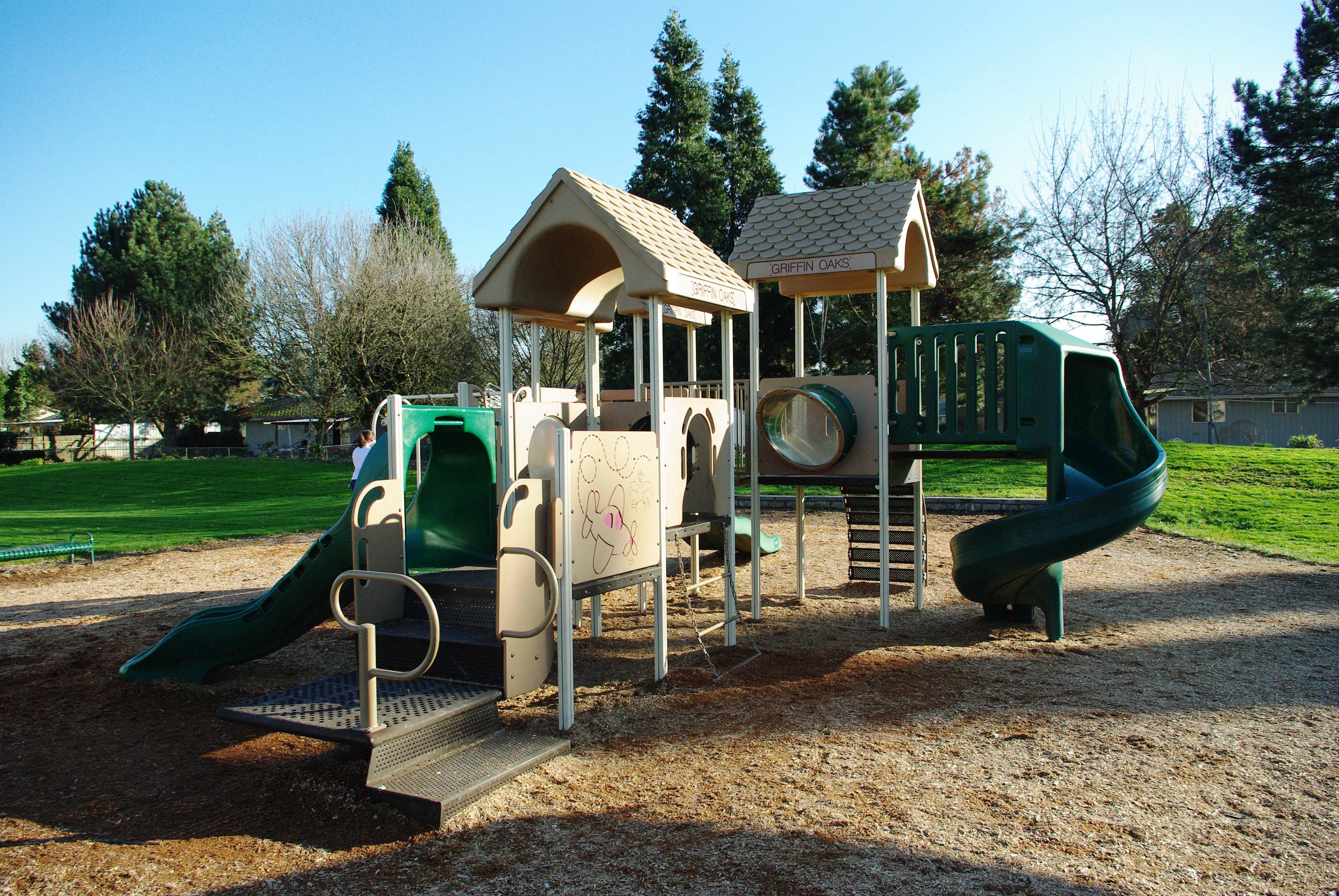 File Griffin Oaks Park play structure Hillsboro Oregon JPG