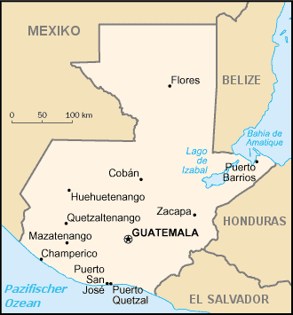 Guatemala Karte.File Guatemala Map Png Wikimedia Commons