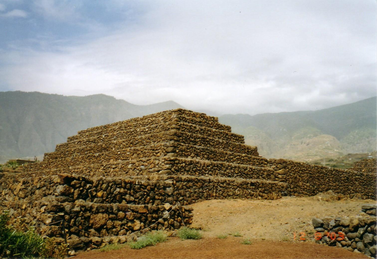 Piramide van Guimar Tenerife