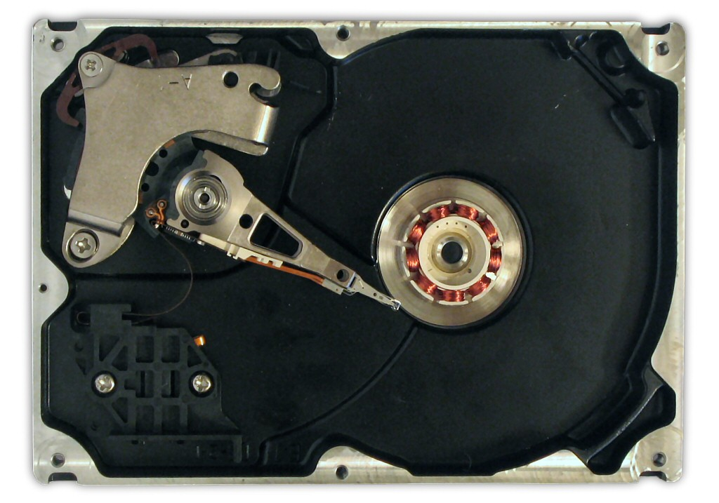 Hard disk dismantled.jpg