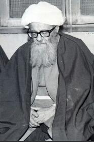 Mirza Hashem Amoli Shia cleric