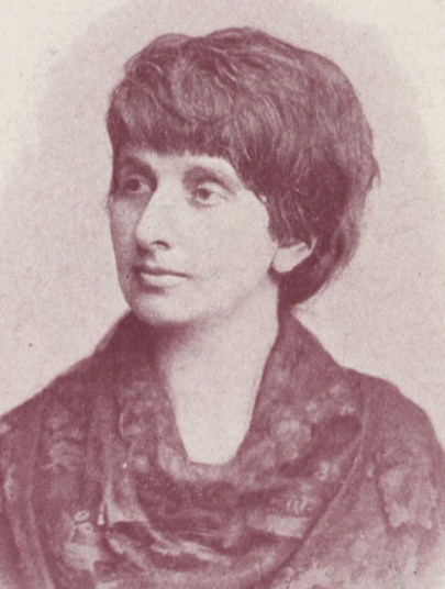 Hedwig Dohm, c. 1898