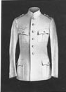 Summer white tunic (ältere Art) - World War II German uniform
