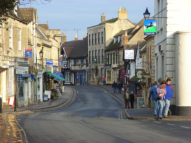 High Street, Winchcombe - geograph.org.uk - 616946