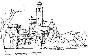 File:Hoechster Schloss Zeichnung von J.W. Goethe.jpg