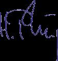 Holger Poppenhaegers signature.png