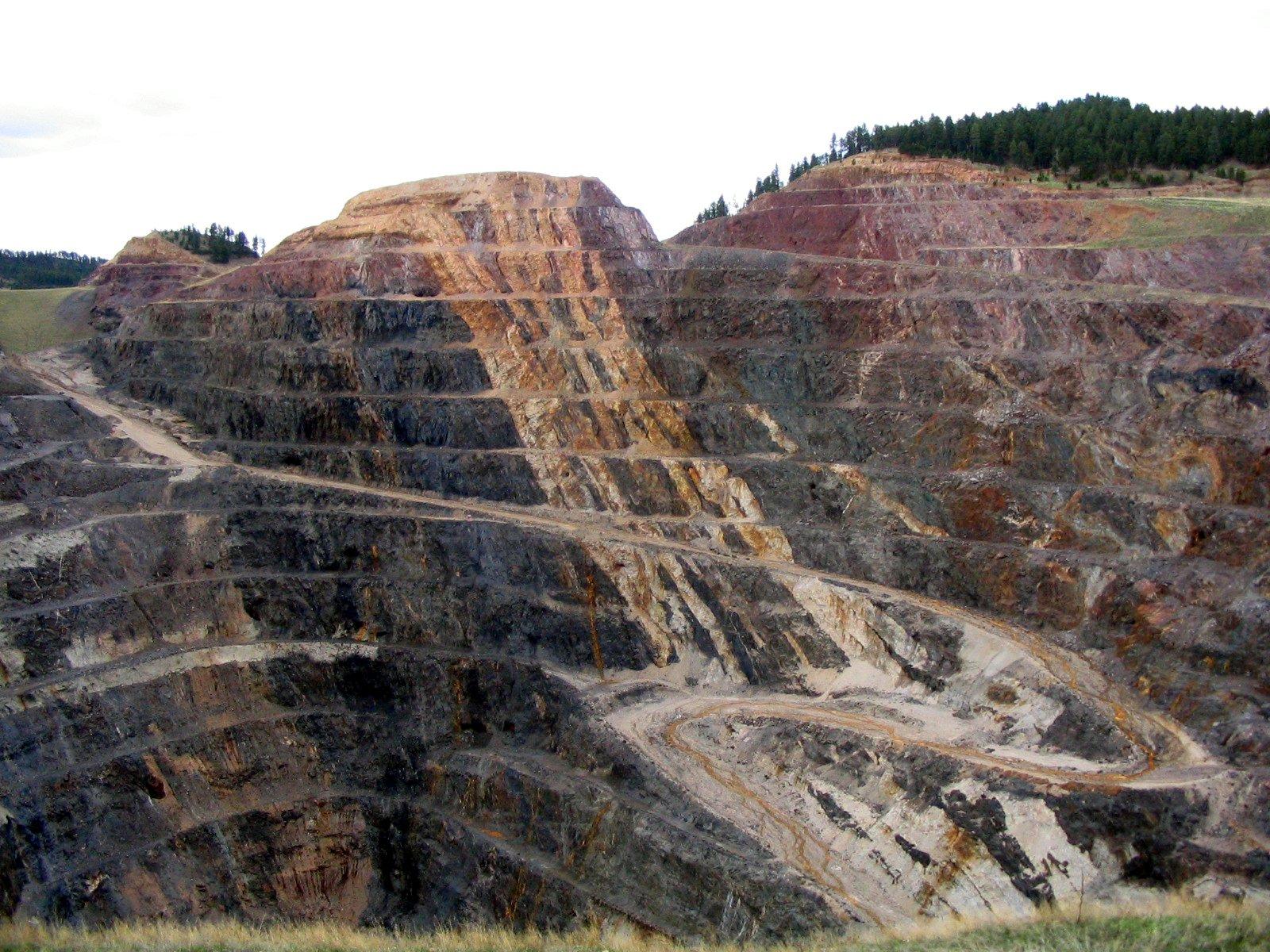Homestake Mine South Dakota Wikiwand
