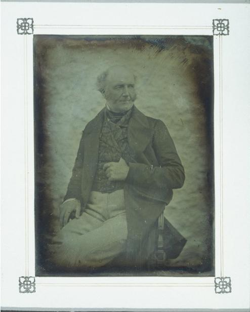 Image of Horatio Ross from Wikidata