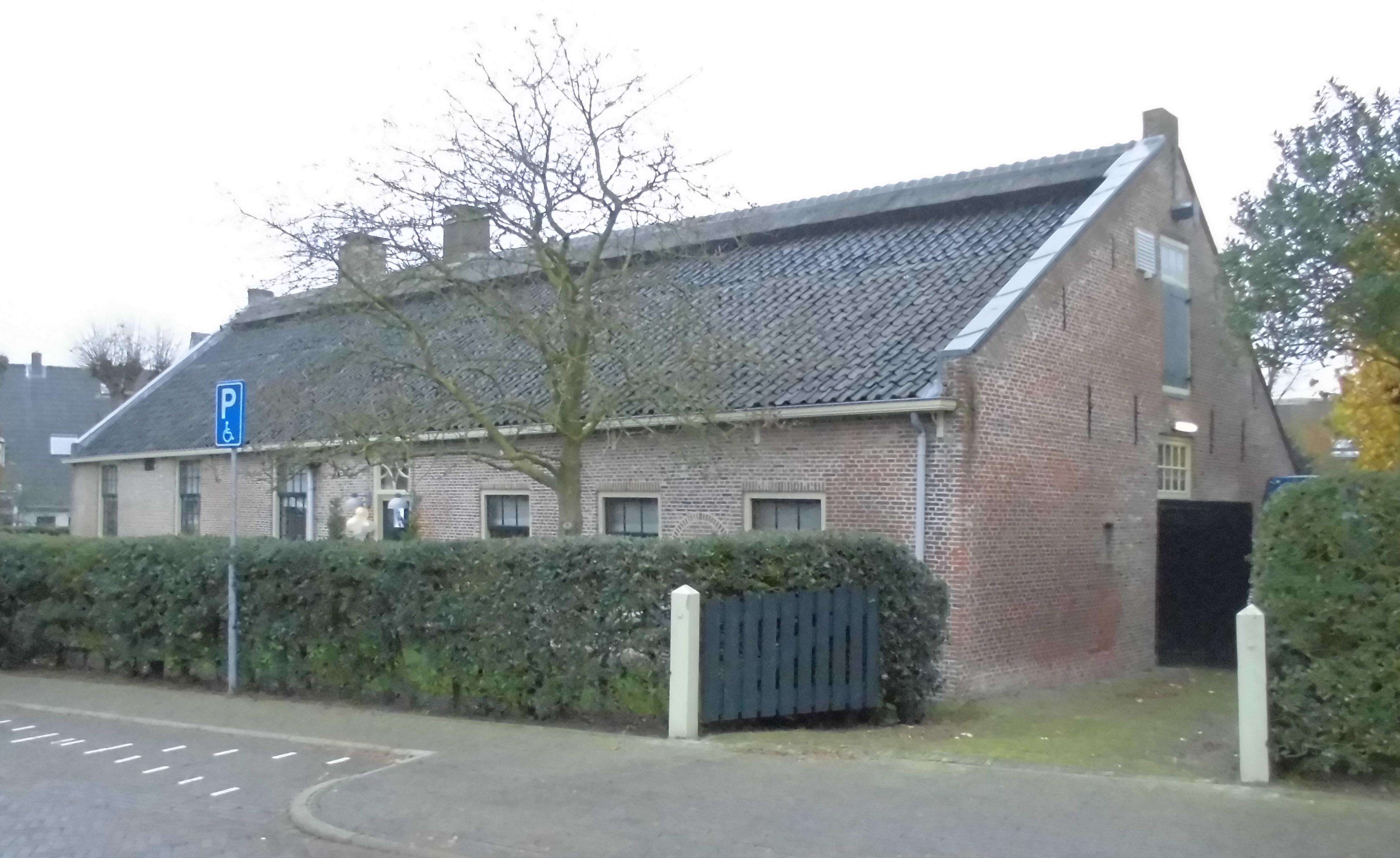 Boerderij met topgevel in huizen monument - Huizen van de wereldbank ...