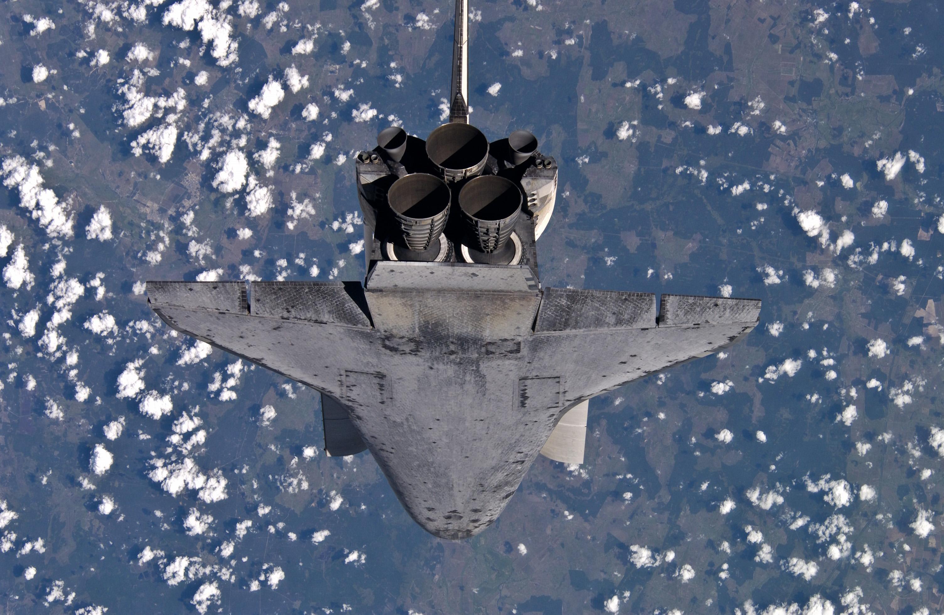 shield space shuttle shingles - photo #3