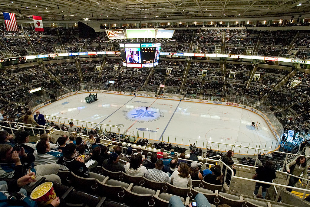A history of the san jose sharks