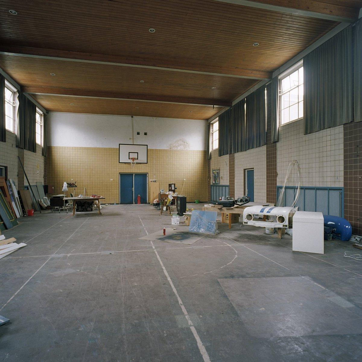 gymzaal - WikiWoordenboek