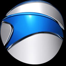 English: Logo of SRWare Iron ???????: ??????? ...