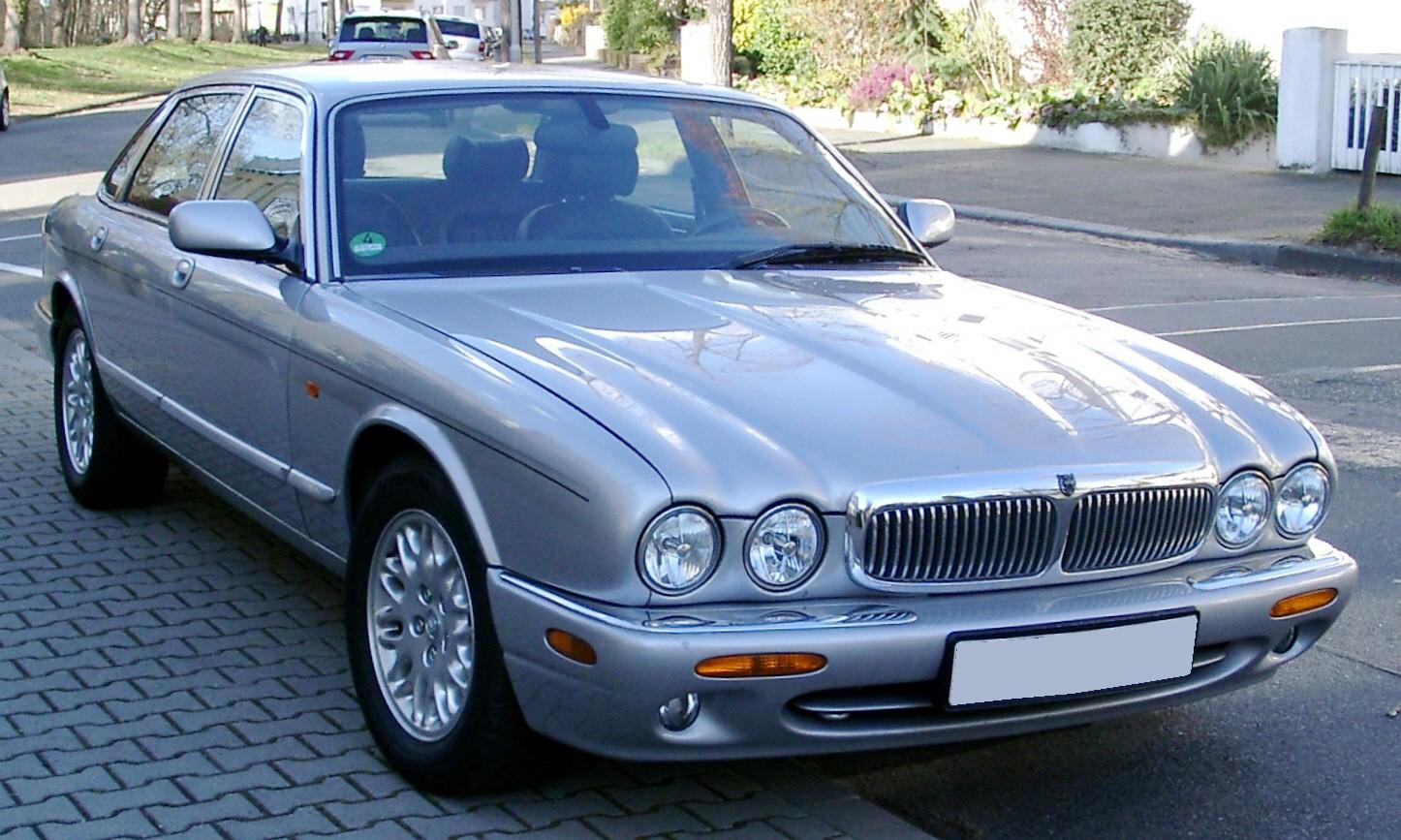 Jaguar X308 front images