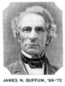 James N. Buffum American politician