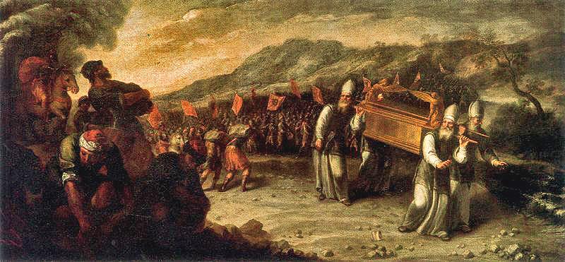 File:Juan Montero de Rojas El paso del río Jordán con el arca de la alianza Museo del Prado.jpg