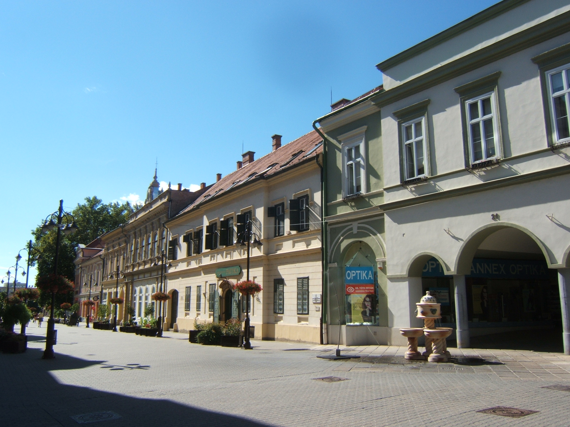 Fo Utca Kaposvar Wikipedia