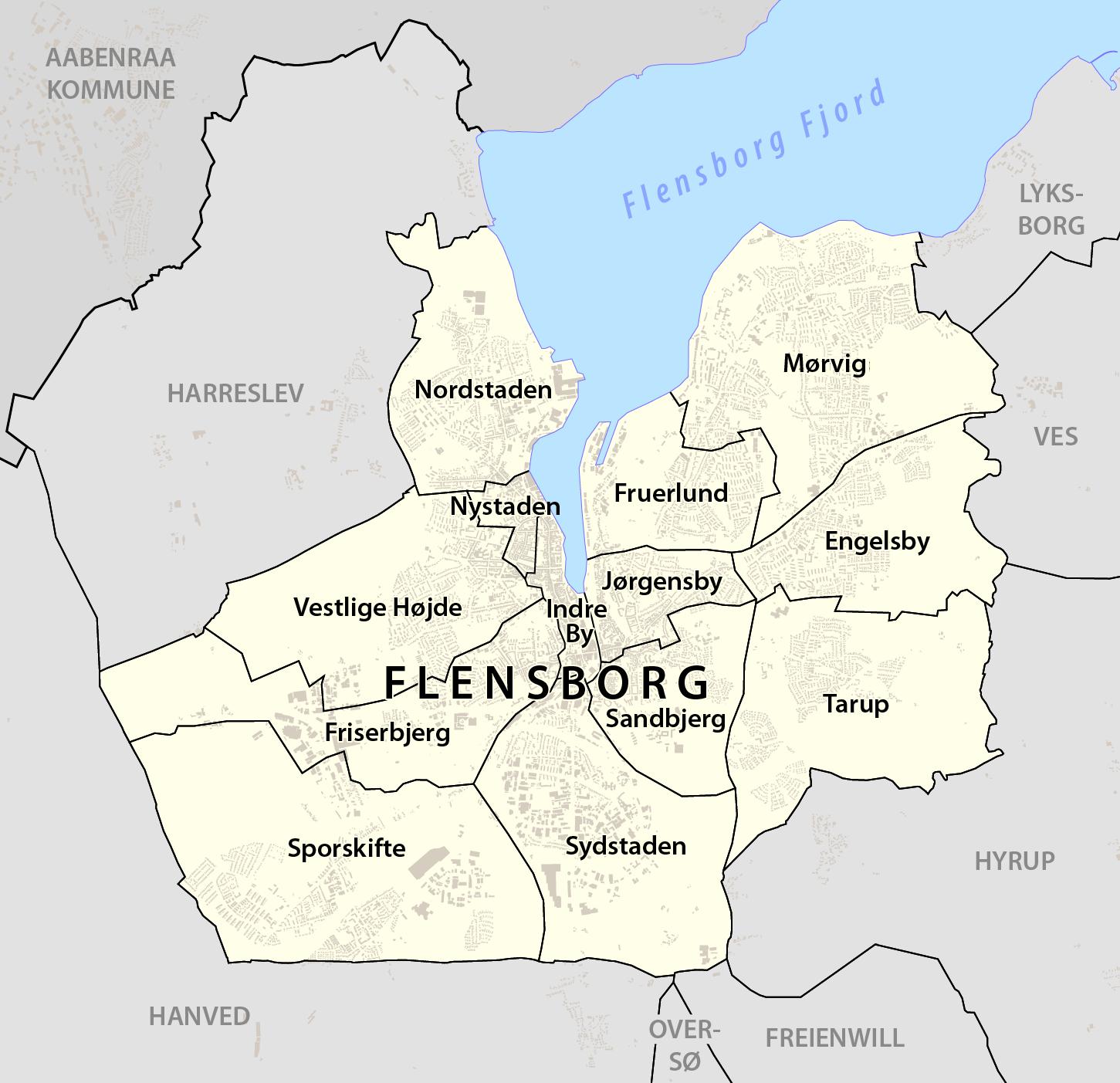 flensburg karte Datei:Karte Stadtteile Flensburg (da).png – Wikipedia