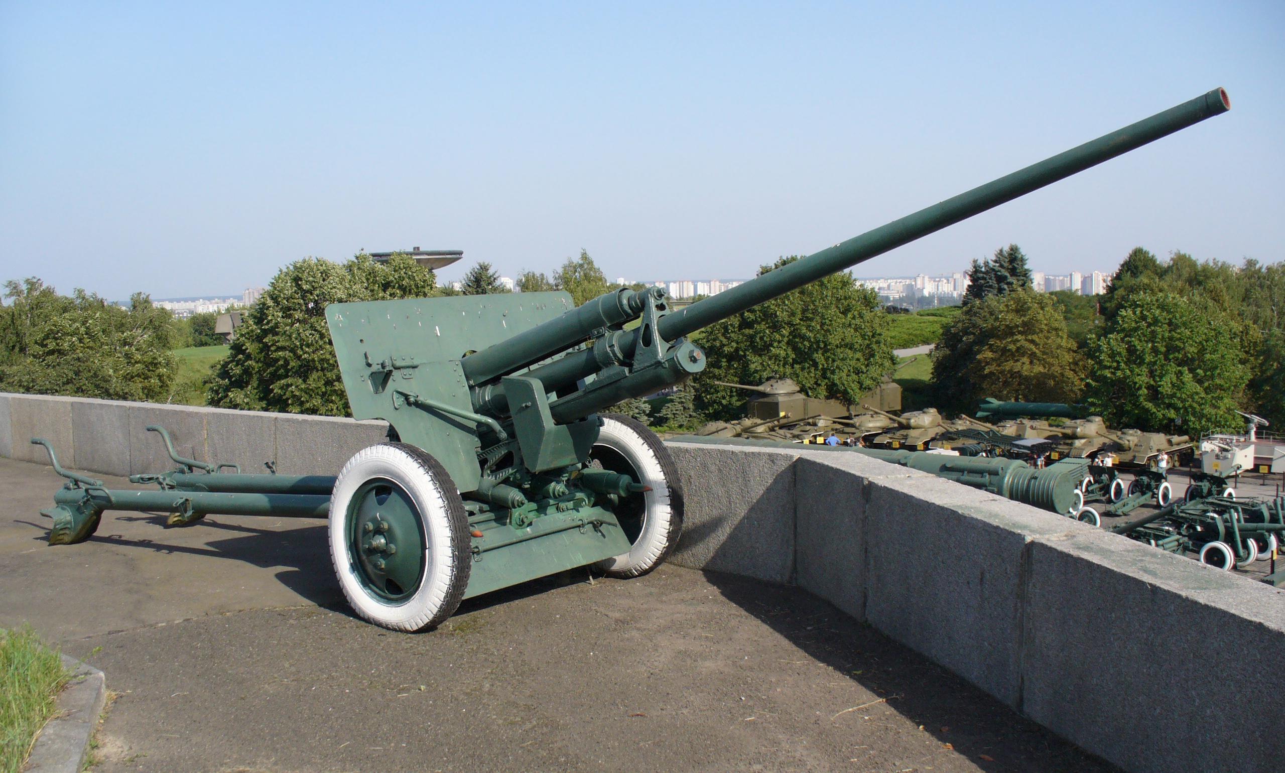57 mm anti-tank gun M1943 (ZiS-2)