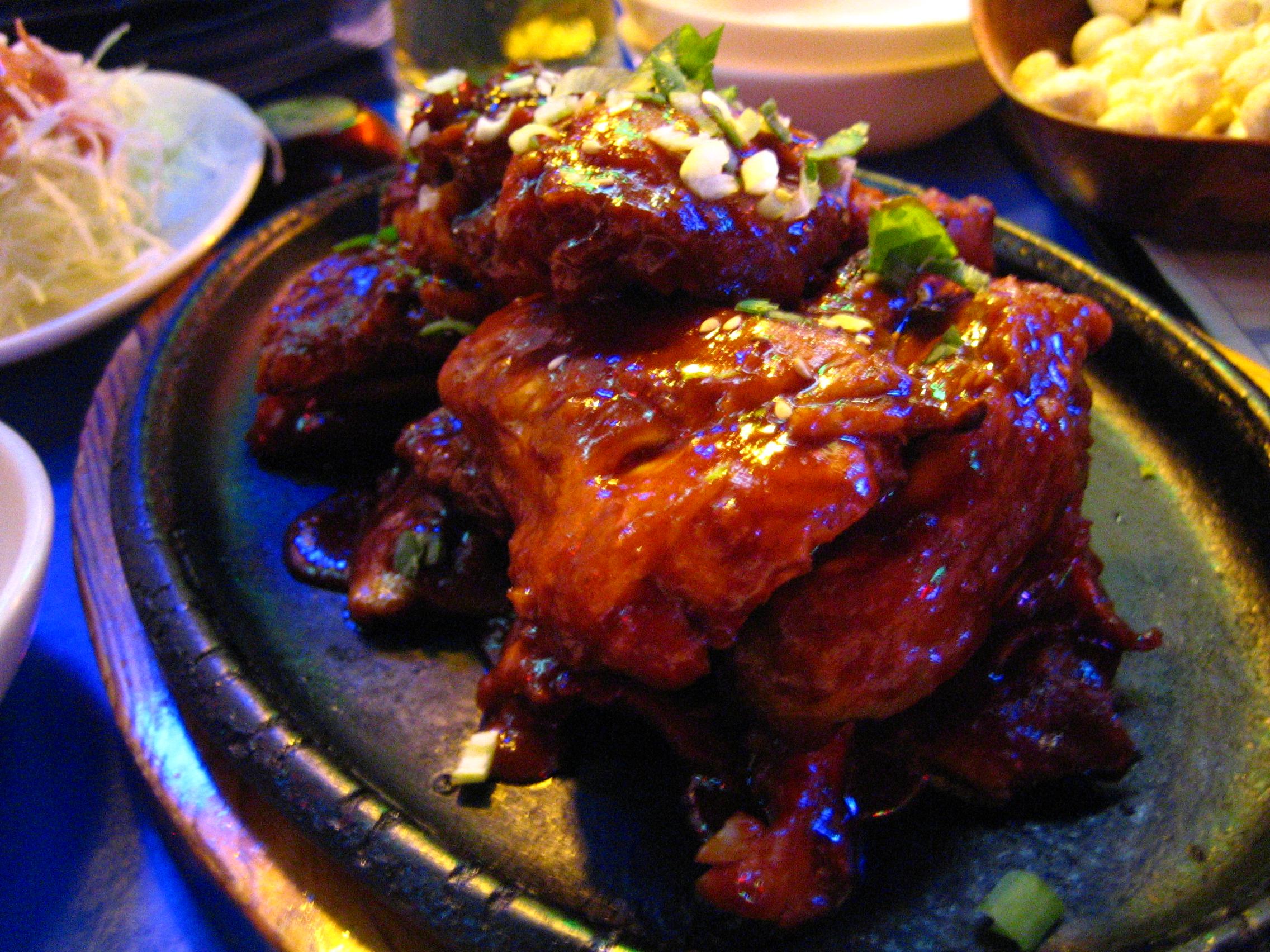 korean fried chicken comments gluten free korean fried korean chicken ...