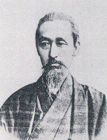image of Kōno Bairei from wikipedia