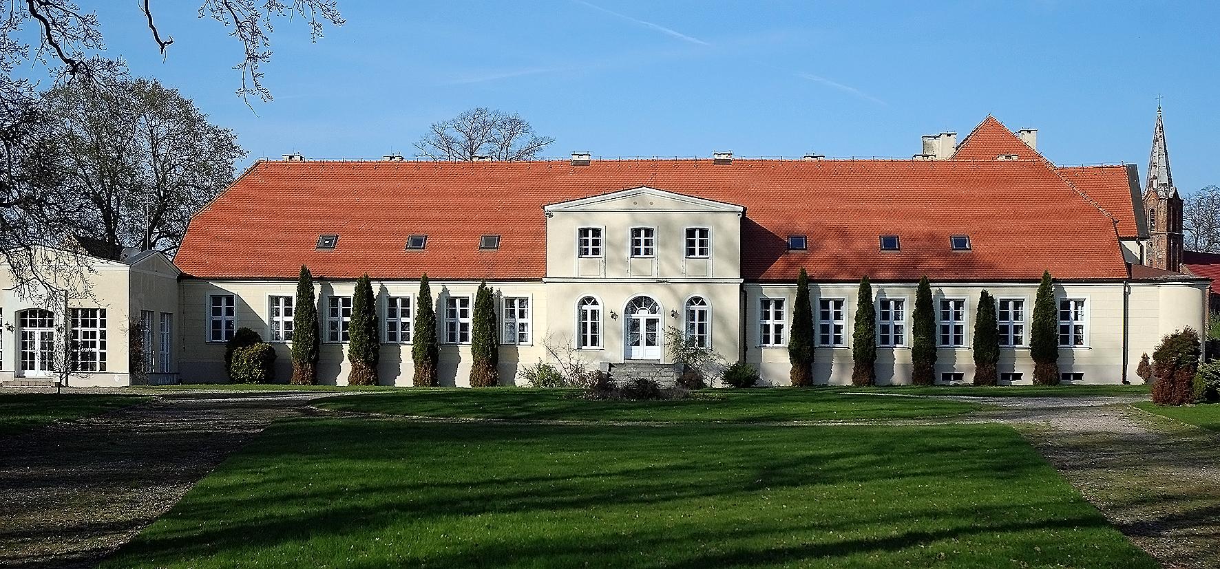 Schloss Kültz/Kulice bei Naugard/Nowogard