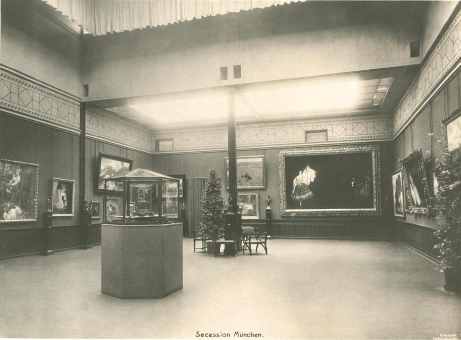Raum München file kunstpalast raum secession münchen foto otto renard 1902 jpg