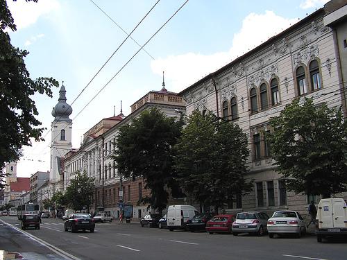Magyar Utca Kolozsvar Wikipedia