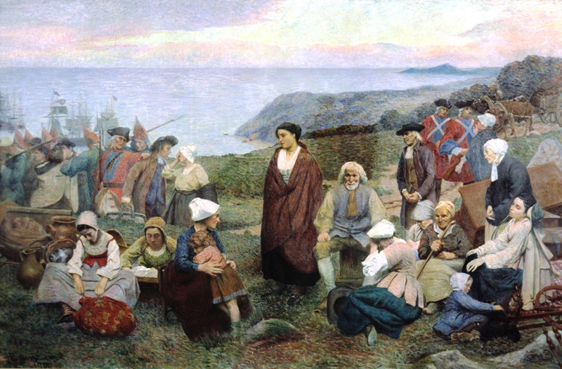 The Acadians of York County – Few but not Forgotten | Parlez-Vous ...