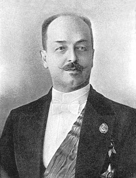 Ламсдорф, Владимир Николаевич