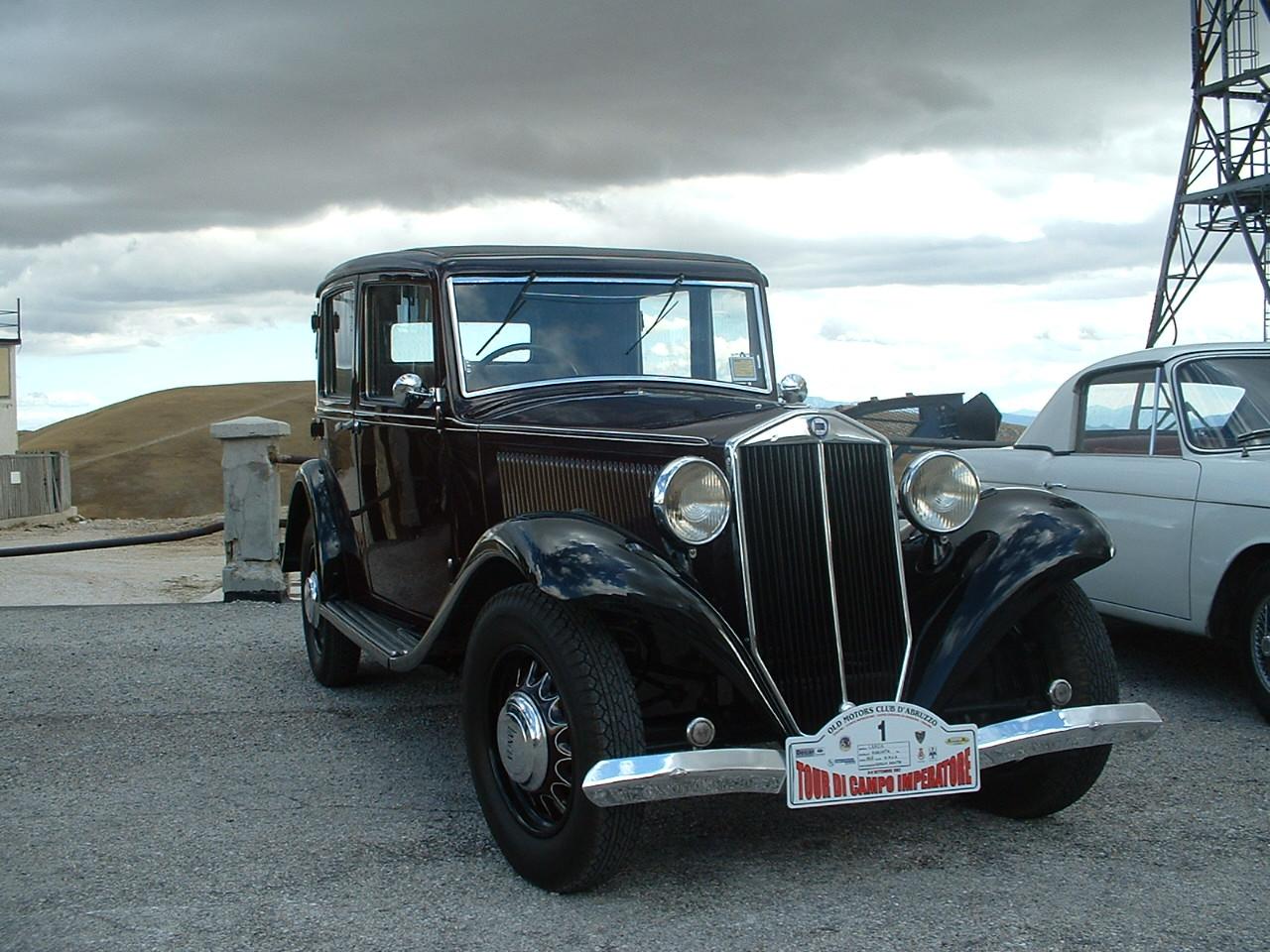 1933 Lancia Augusta 231